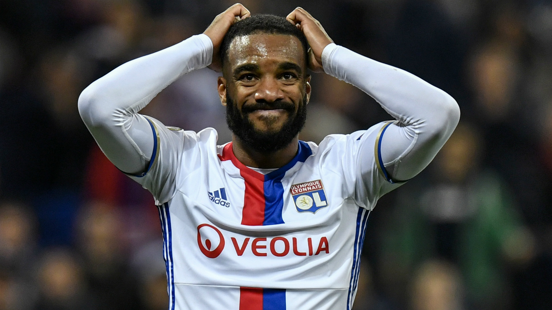 Alexandre Lacazette Lyon Europa League