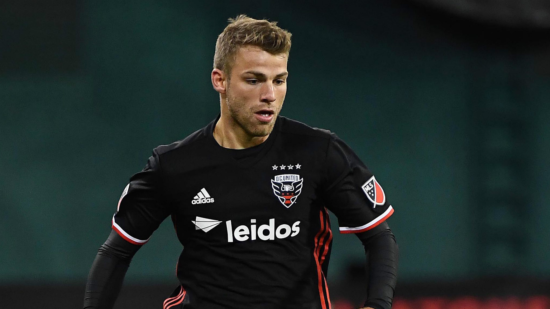 Julian Buscher D.C. United