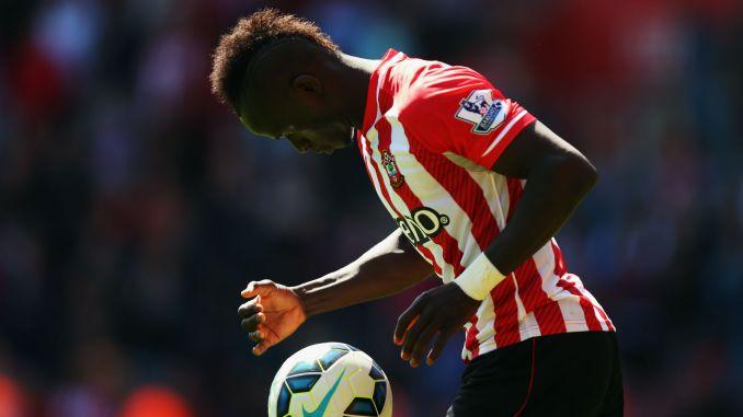 Sadio Mane Southampton hat-trick 2015