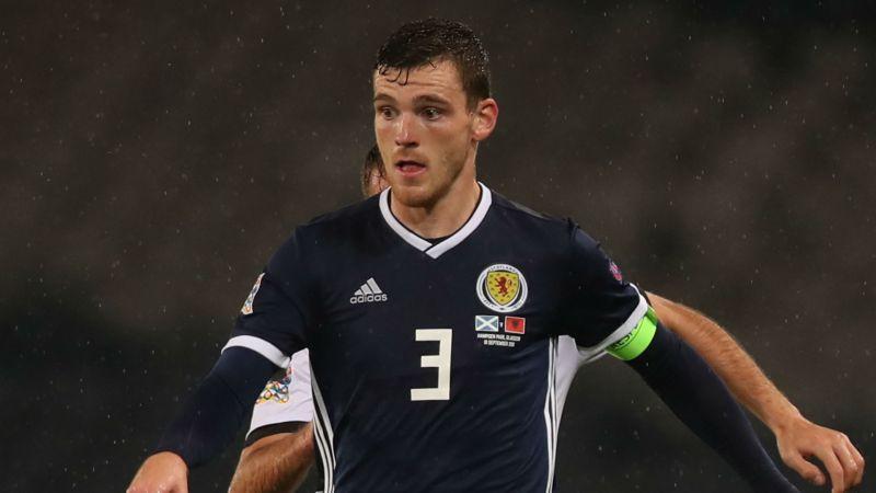 James McFadden Alex McLeish Scotland