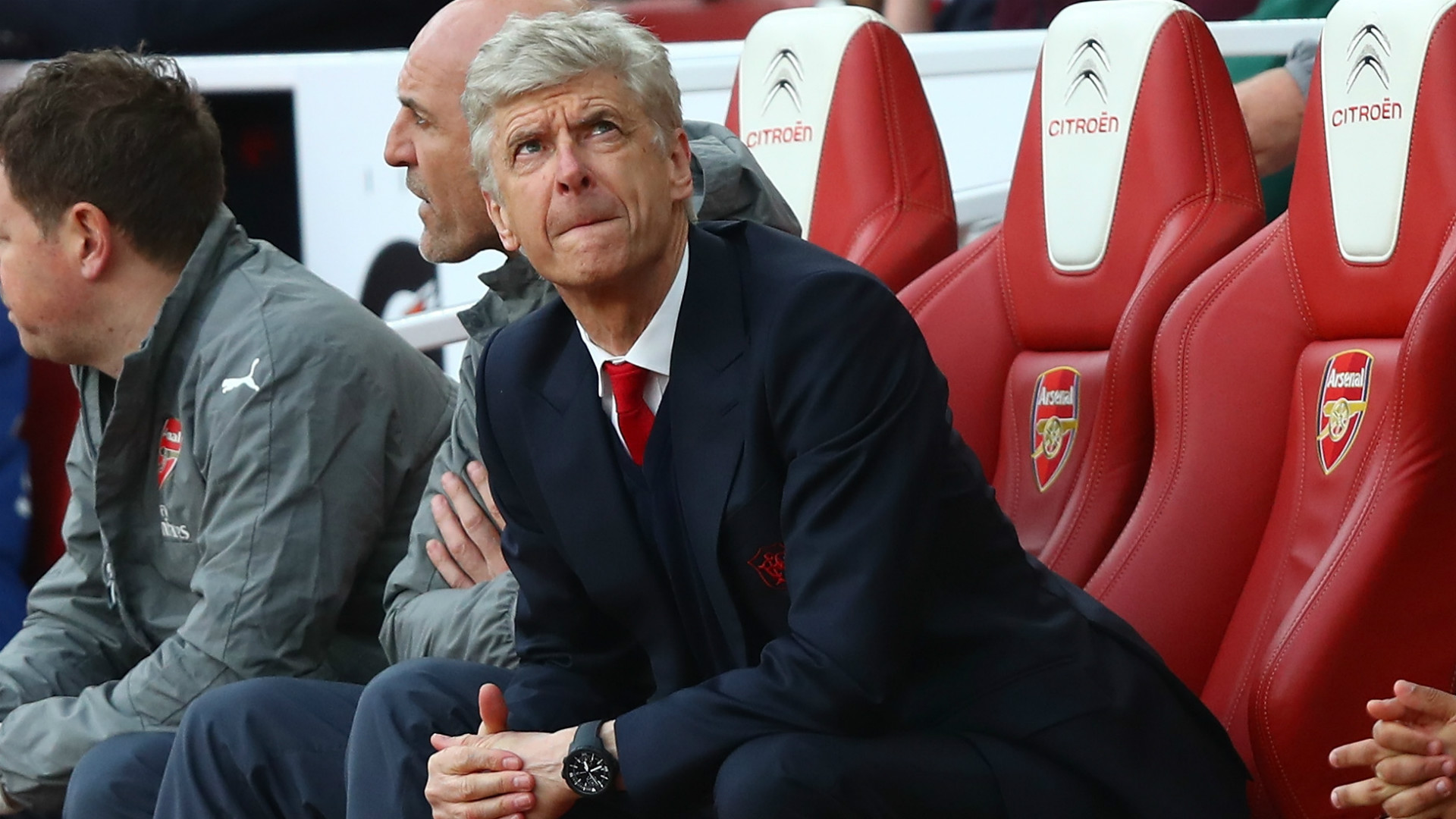 'Arsenal fans think they have a RIGHT to trophies… Wenger will be fine'