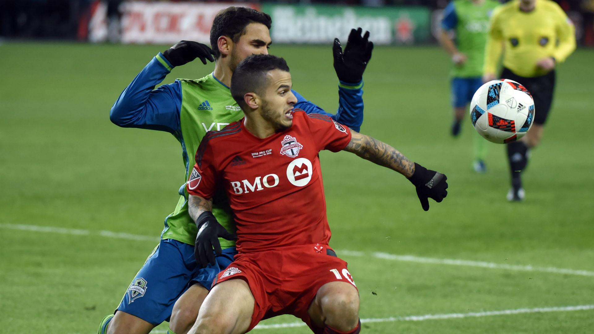 Sebastian Giovinco Toronto FC MLS Cup 121016