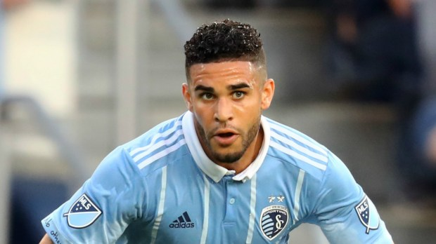 Dom Dwyer MLS Sporting KC 05172017