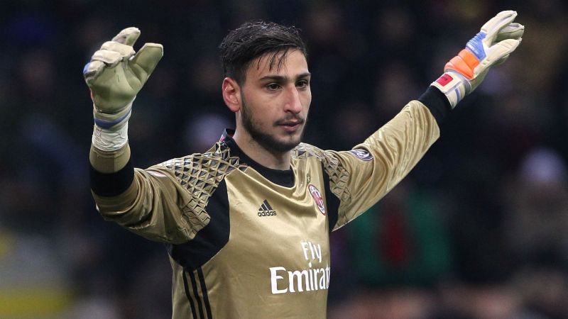 Ac Milan Announce Donnarumma Will Not Extend Contract