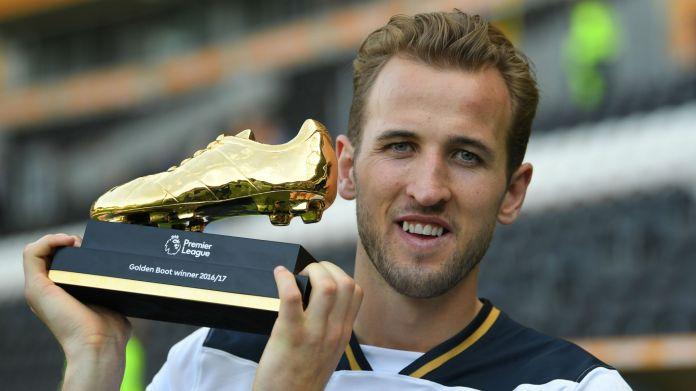 Harry Kane Golden Boot 21052017