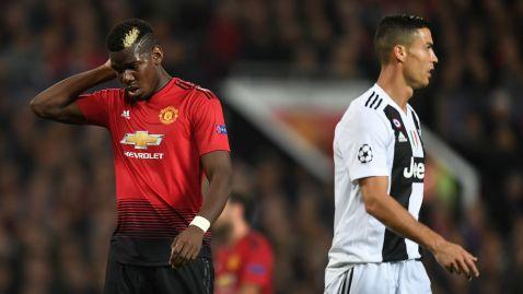 Image result for cristiano ronaldo juventus vs manchester united