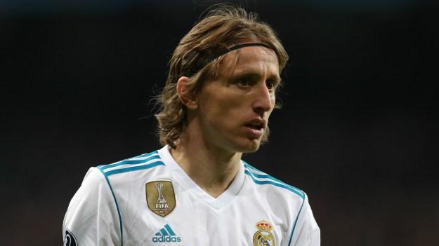 Resultado de imagem para Modric, do Real Madrid