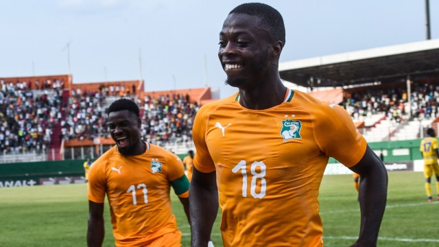 Image result for Nicolas pepe afcon 2019