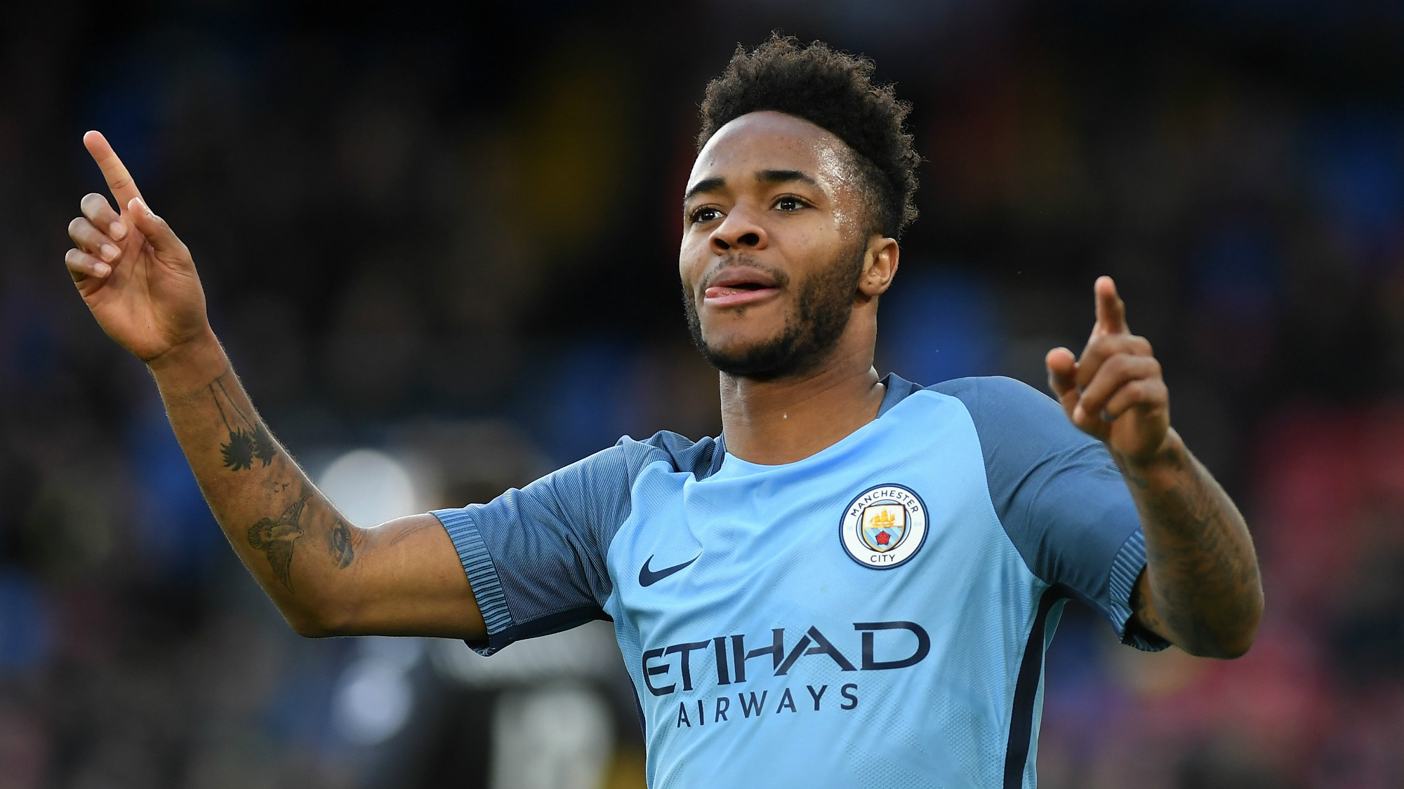 HD Raheem Sterling Manchester City FA Cup