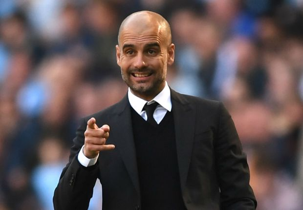 Guardiola planning to stay at Man City for 'as long as possible'