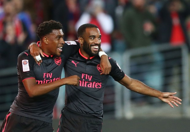 Lacazette debut goal shows he can be Arsenal's fox in the box
