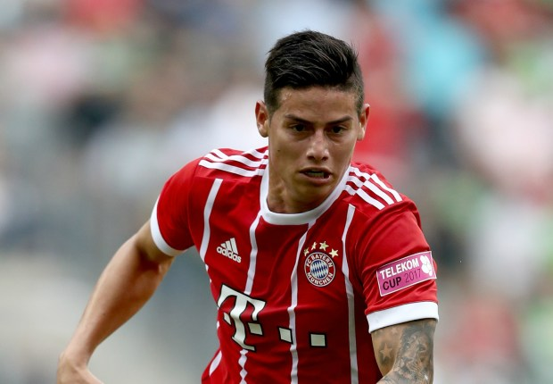 James Rodriguez and wife Daniela Ospina announce separation