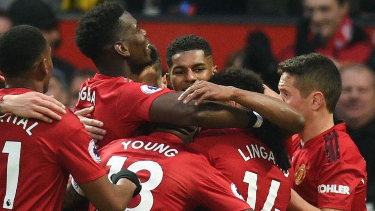 Image result for manchester united  Solskjae reveals player to s Man United clash against Southampton marcus rashford manchester united brighton 190119 qizy4x6f4qz1151eyu7xvjeey