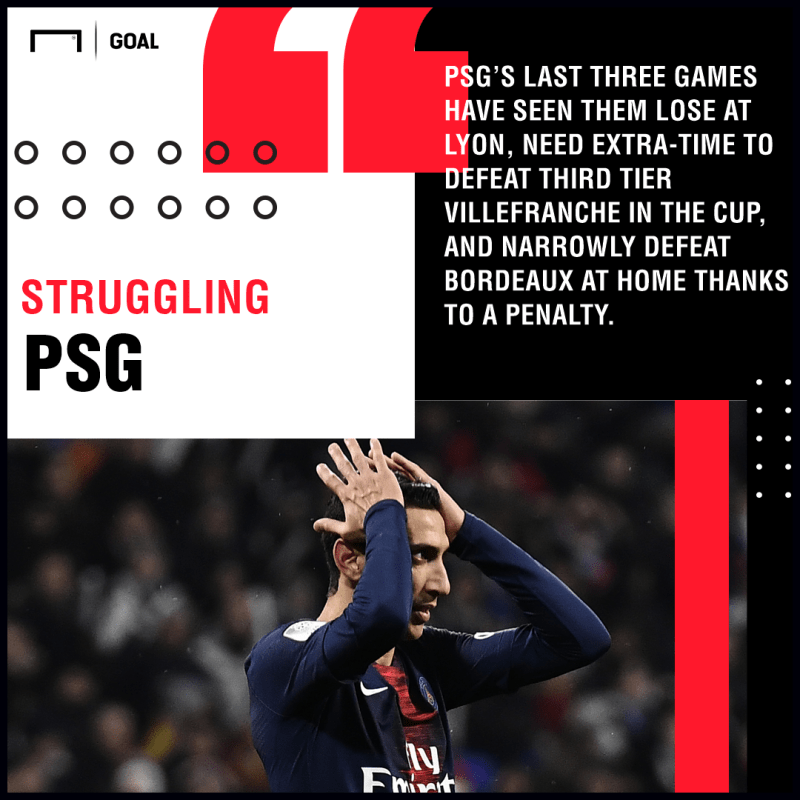 Manchester United PSG graphic