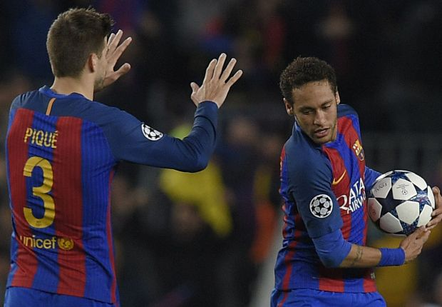 'It's my gut feeling' - Pique says Instagram post was just his opinion on Neymar