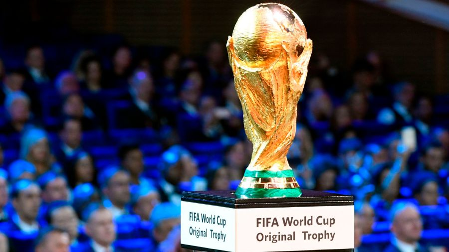 Como baixar a tabela da Copa do Mundo para Excel   Goal com World Cup Trophy FIFA World Cup 2018 draw