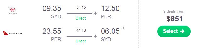 A-League flights 2