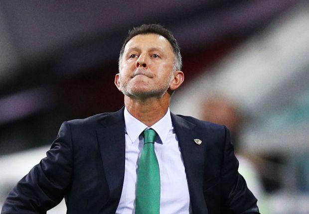 Jimenez, Peralta rescue overconfident Mexico coach Osorio in narrow win