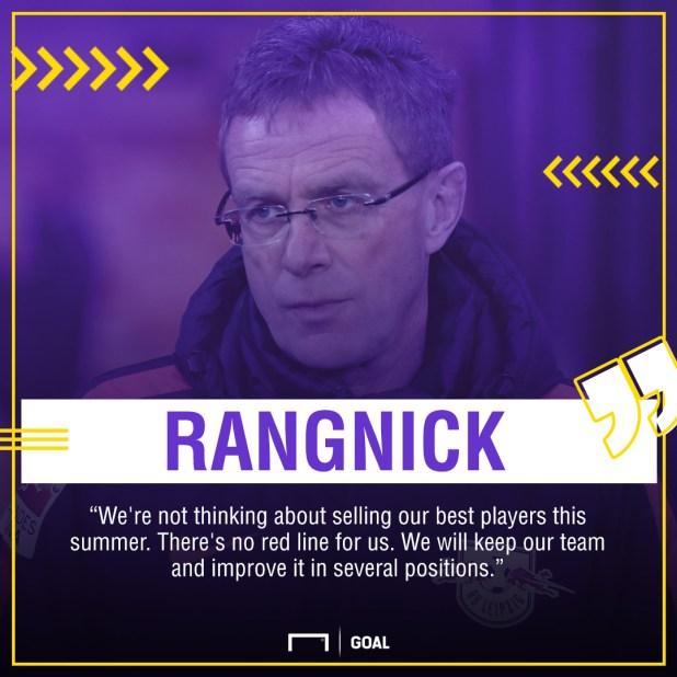 GFX Ralf Rangnick RB Leipzig Player Sales