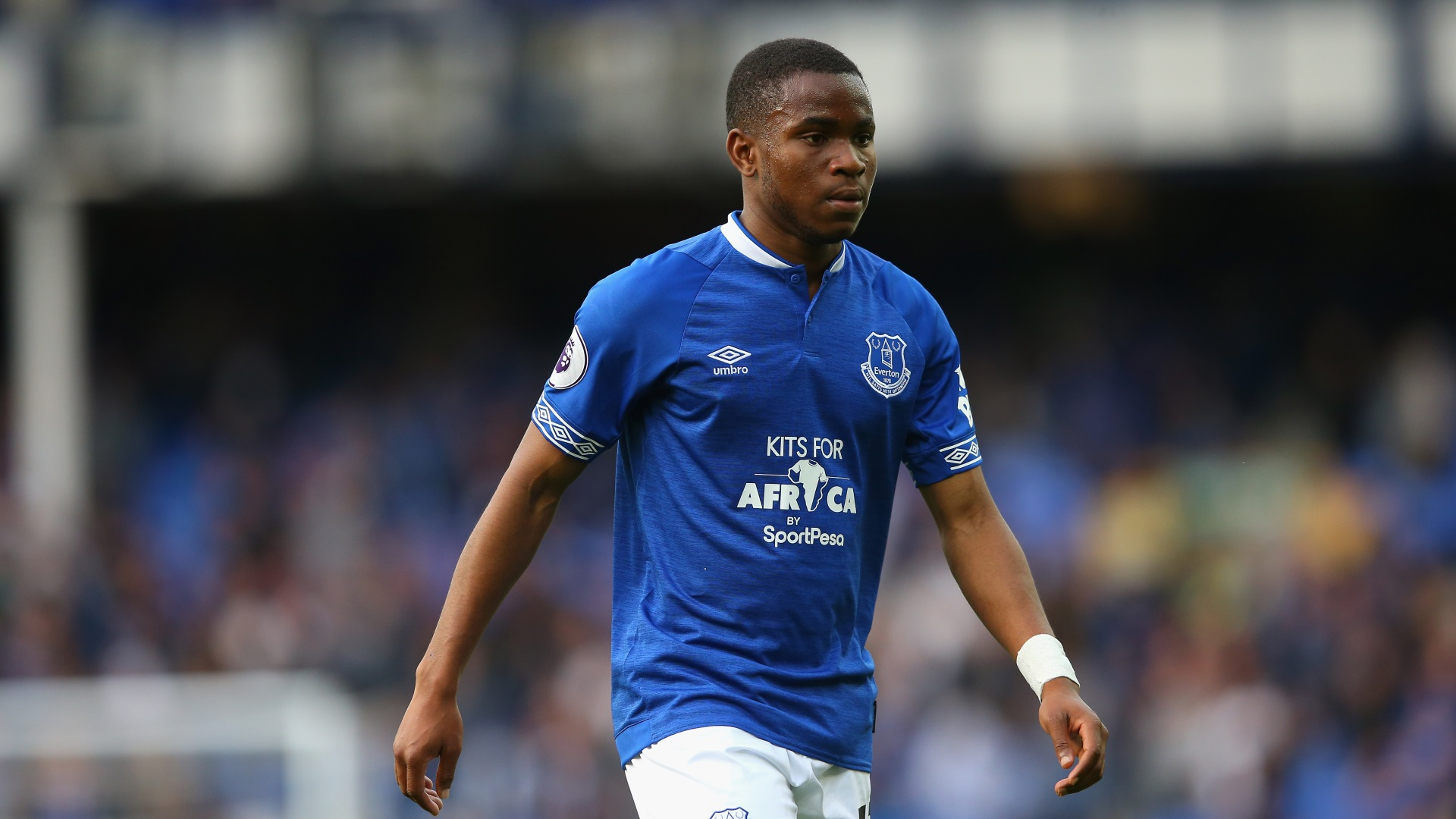 Ademola Lookman of Everton