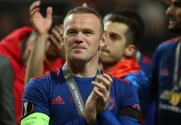 Rooney: I've joined Everton to win trophies