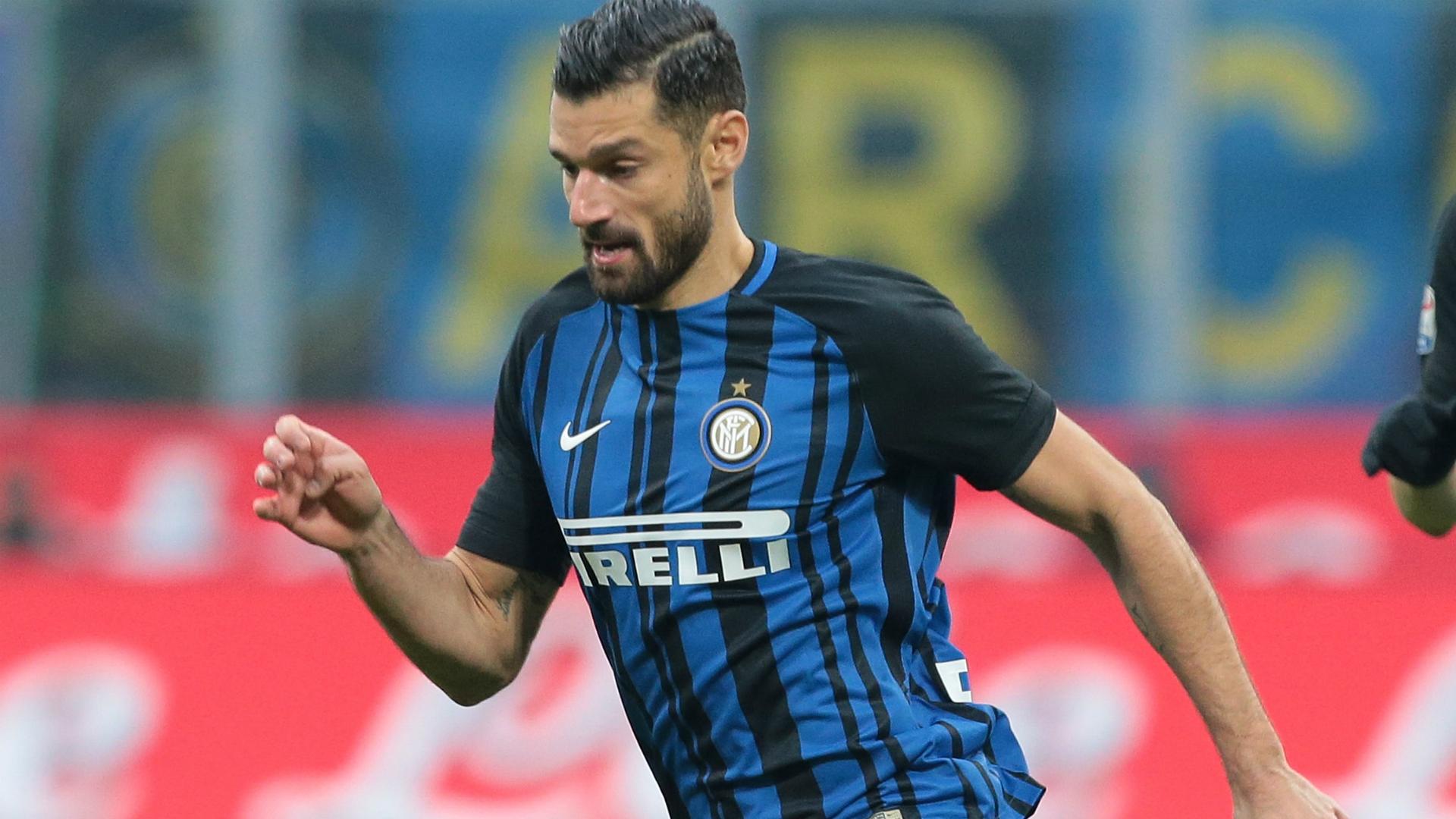 Candreva Inter Serie A
