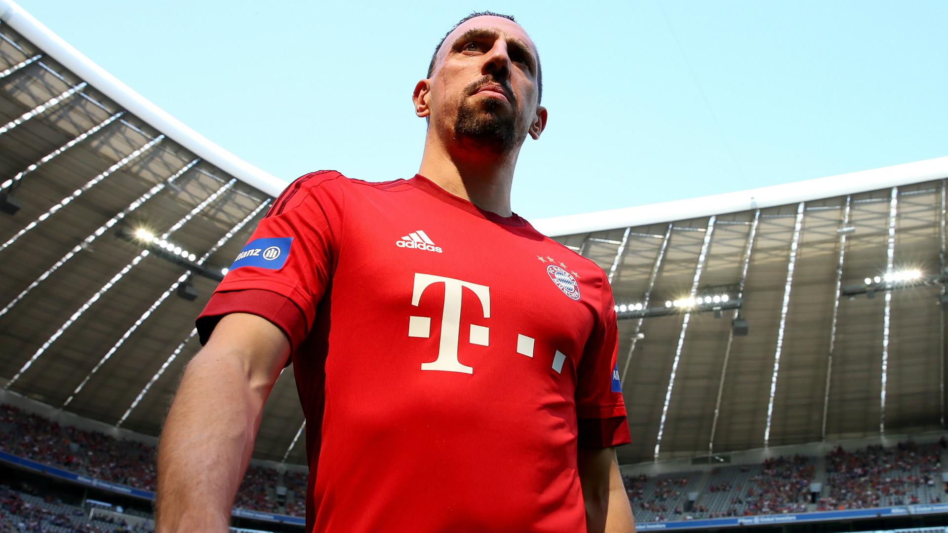 Ribéry está mais próximo do seu retorno ao Bayern de Munique