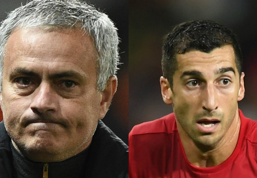 Mkhitaryan MUST do more to succeed at Man Utd - Mourinho