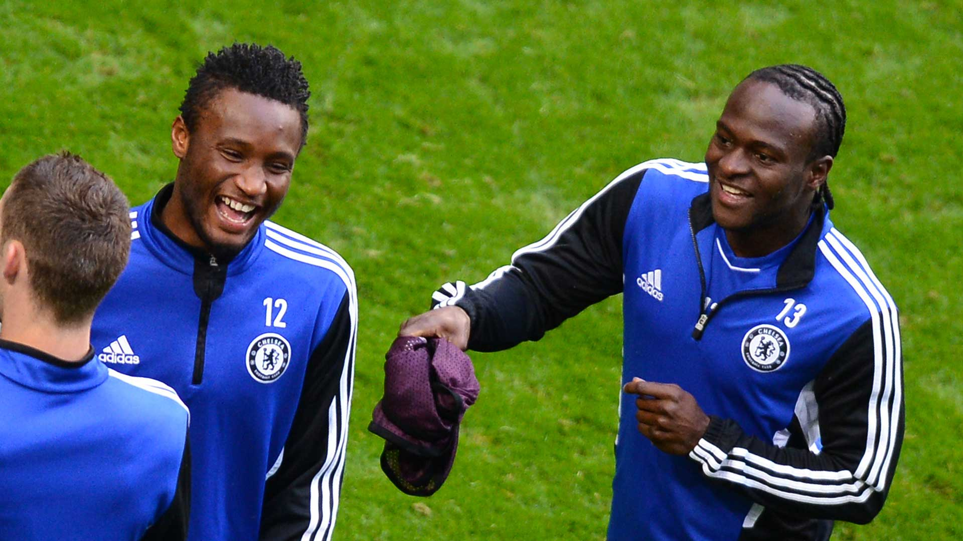 Mikel and Moses