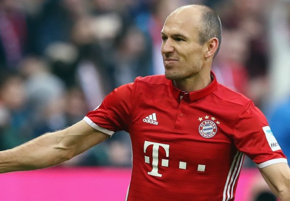 Image result for 'We must score our first chance' – Robben on Bayern's Real Madrid challenge