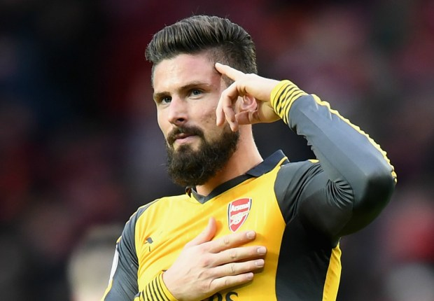 Giroud rules out Arsenal exit as he intends to be a 'loyal warrior'