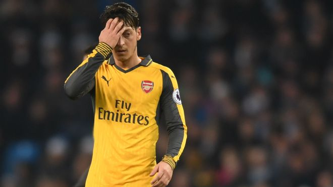 Two goals & one assist in 15 elite UCL games - Ozil must prove he's not a big game flop