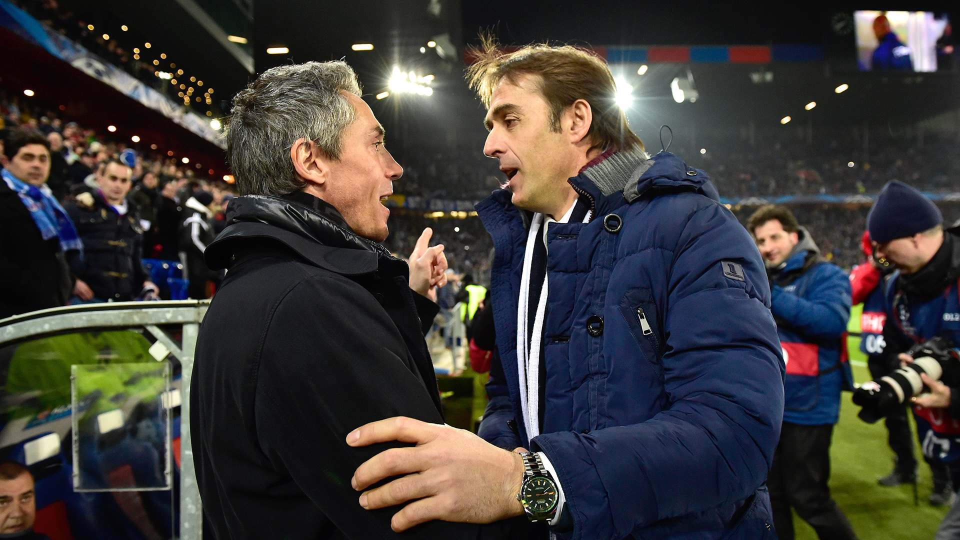I have no interest in Real Madrid, says Lopetegui