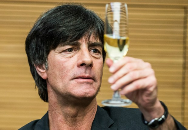 Germany boss Low reaches impressive milestone with Confederations Cup victory