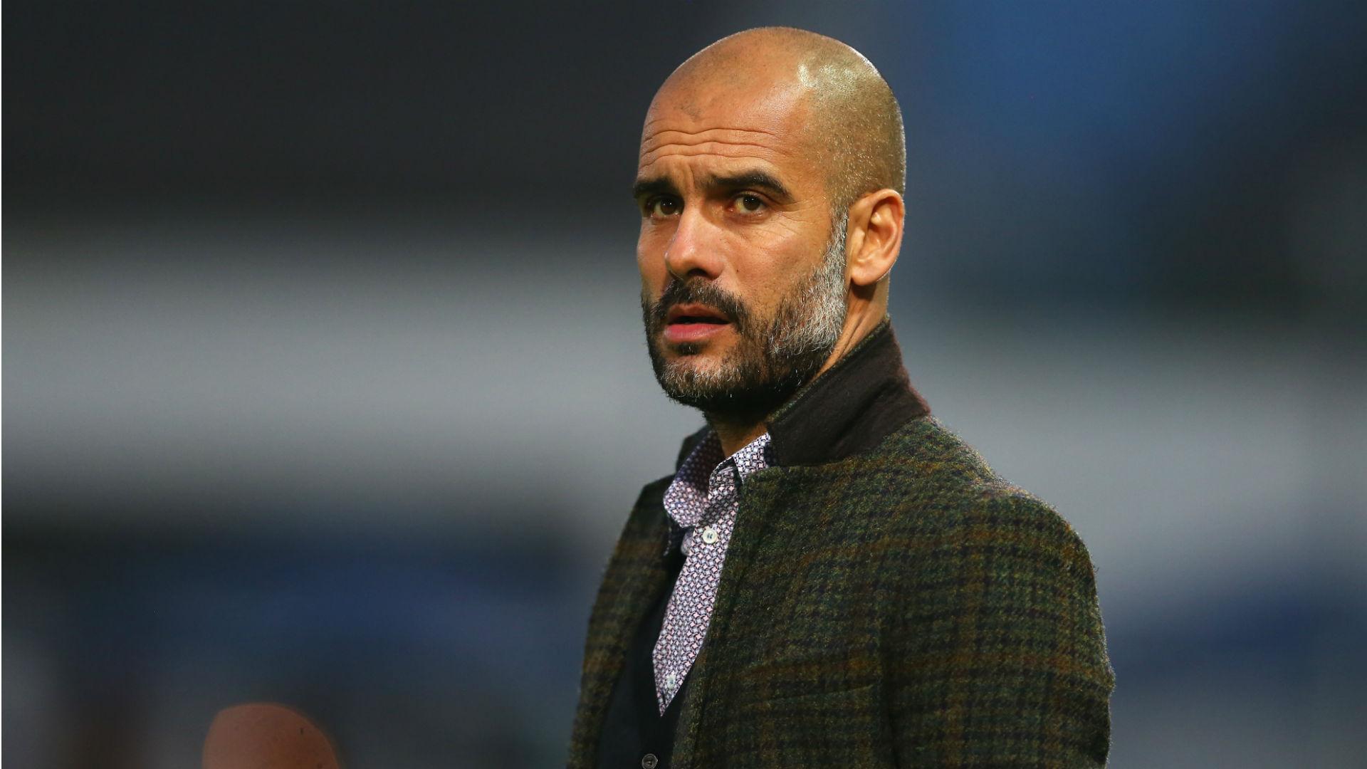 Guardiola não comparece em conferência de imprensa