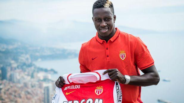 Benjamin Mendy Monaco transfer