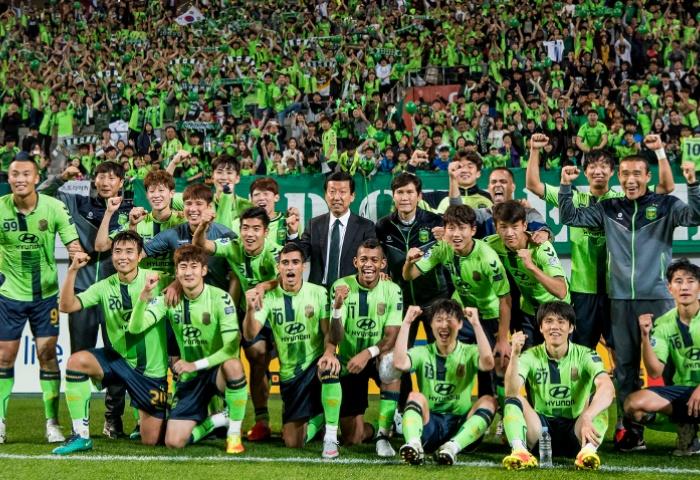 תוצאת תמונה עבור jeonbuk champions league