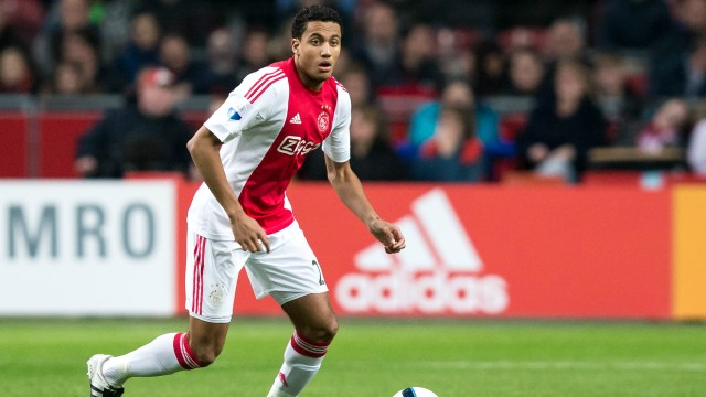Jairo Riedewald, Ajax, Eredivisie, 20151220