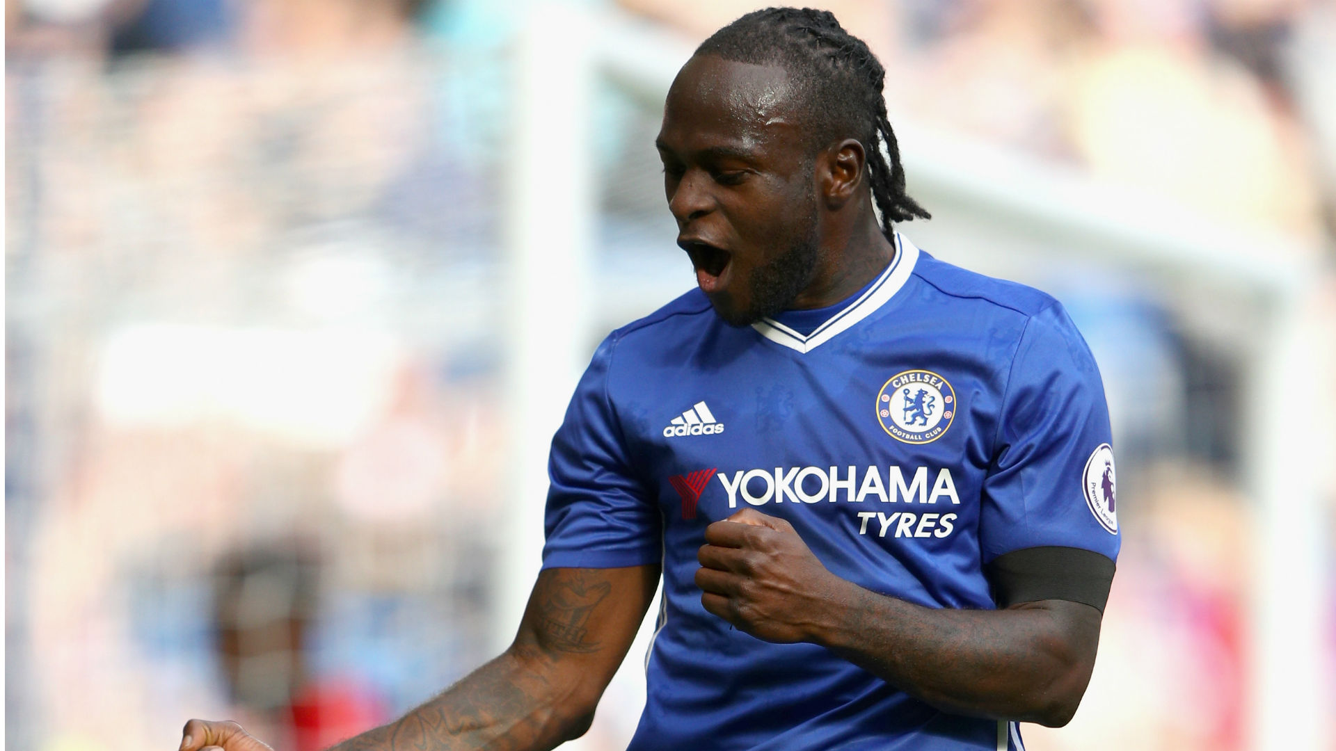 Victor Moses credits Conte for best year of his career so far