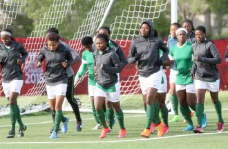 Image result for Super Falcons coach, Dennerby eyes AWNC's title defence in Ghana