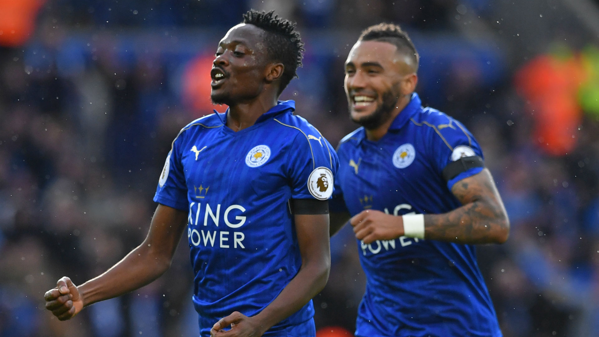 Ahmed Musa rescues Leicester City