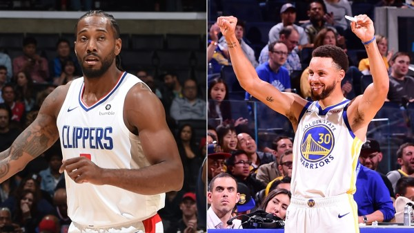 NBA Preseason 2019: Kawhi Leonard makes LA Clippers debut; Stephen Curry erupts for 40 in Warriors win | NBA.com India | The official site of the NBA