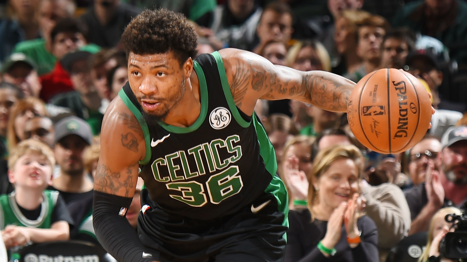 Nba Playoffs 2019 Marcus Smart Will Play In Game 4 Of
