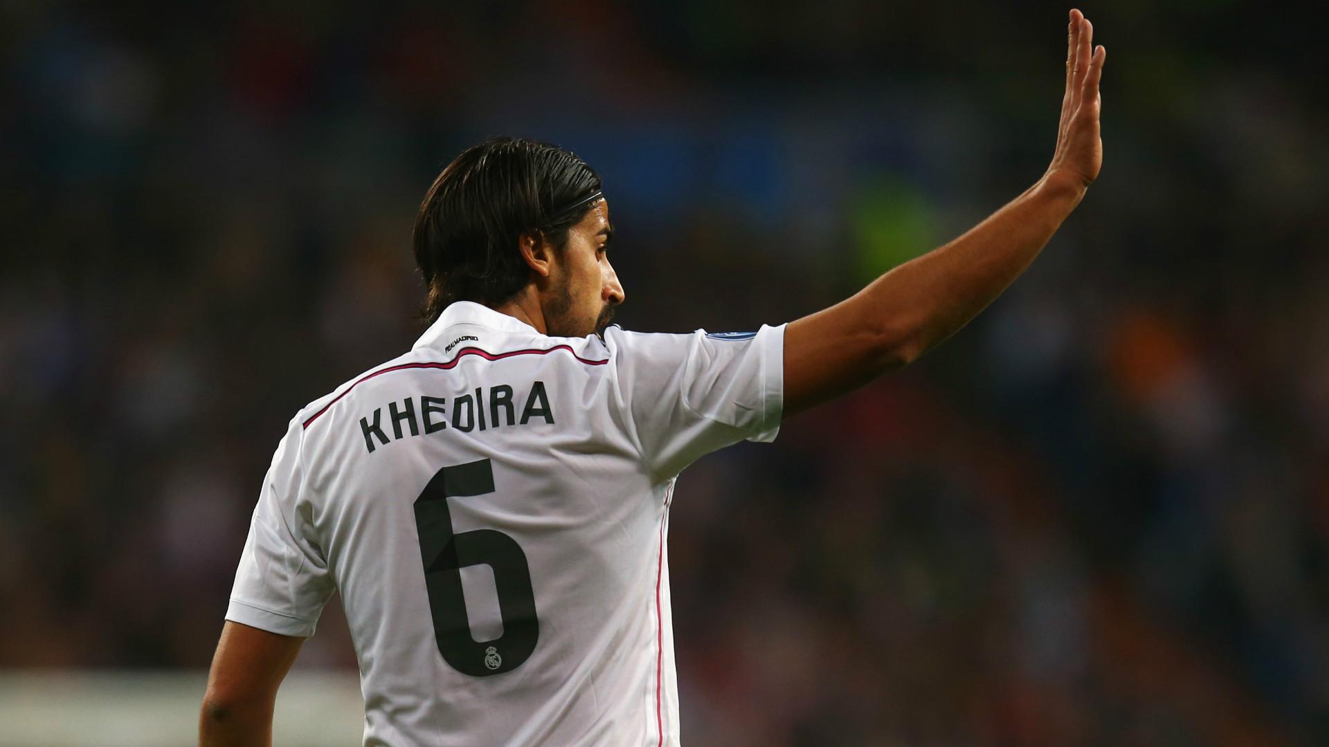 Khedira quase voltou para a Alemanha