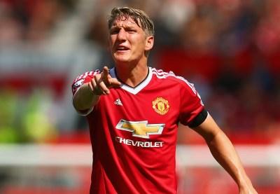 Manchester United paid €9m for Schweinsteiger