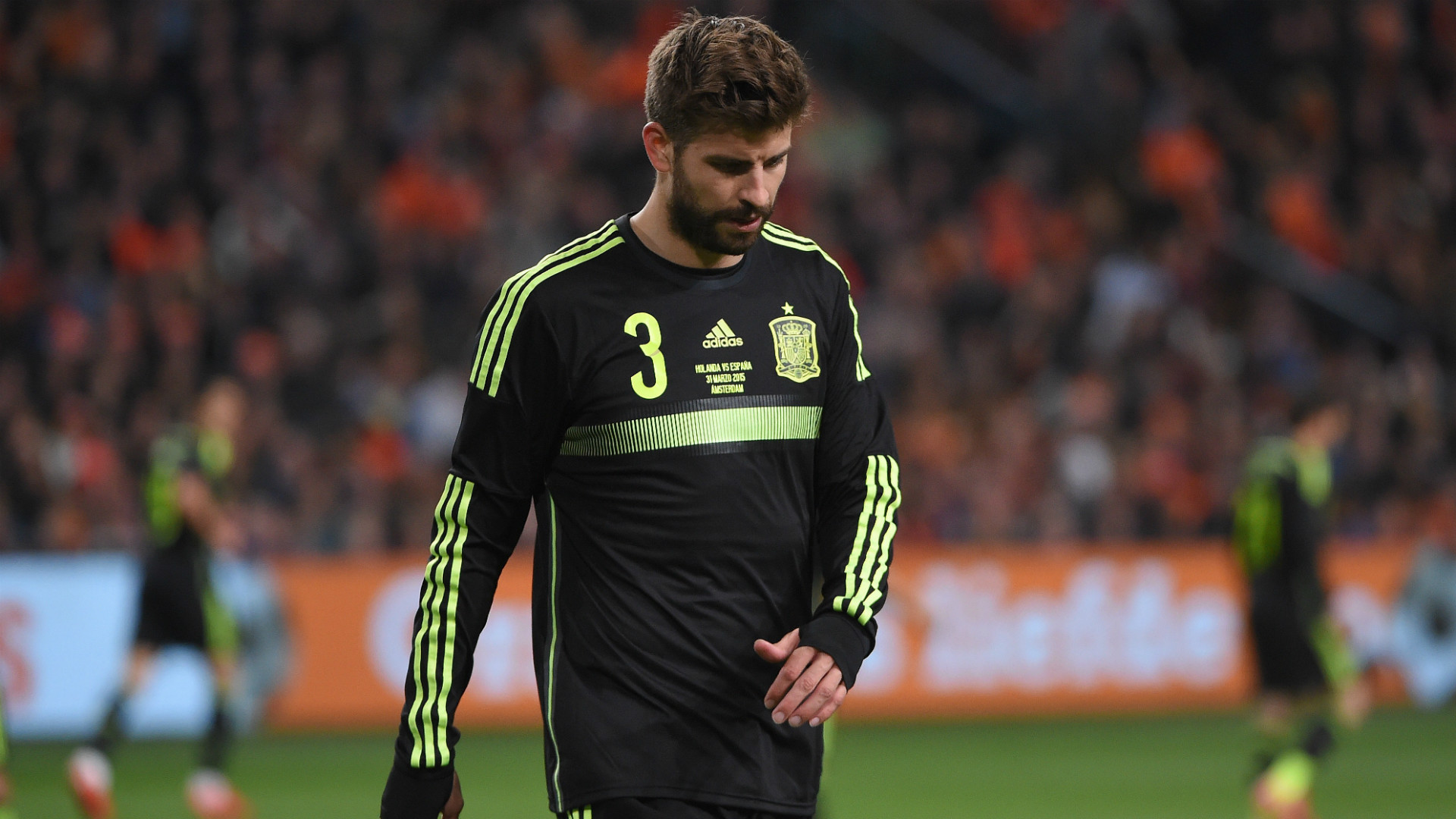 Del Bosque: Pique night out was sanctioned