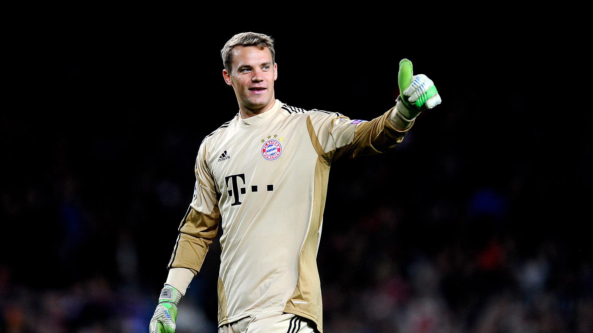 Futebol Alemão – Manuel Neuer não é o único goleiro que sabe jogar com os  pés no Bayern 1baa494d52b32
