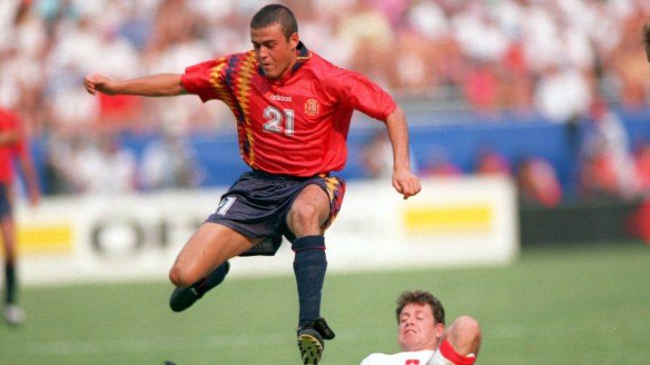 Adidas e Spagna con il template del 1994 | numerosette.eu