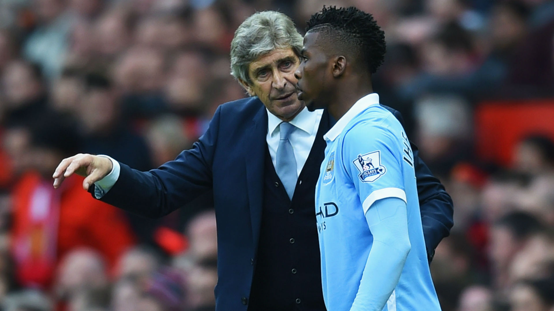 Image result for iheanacho man city