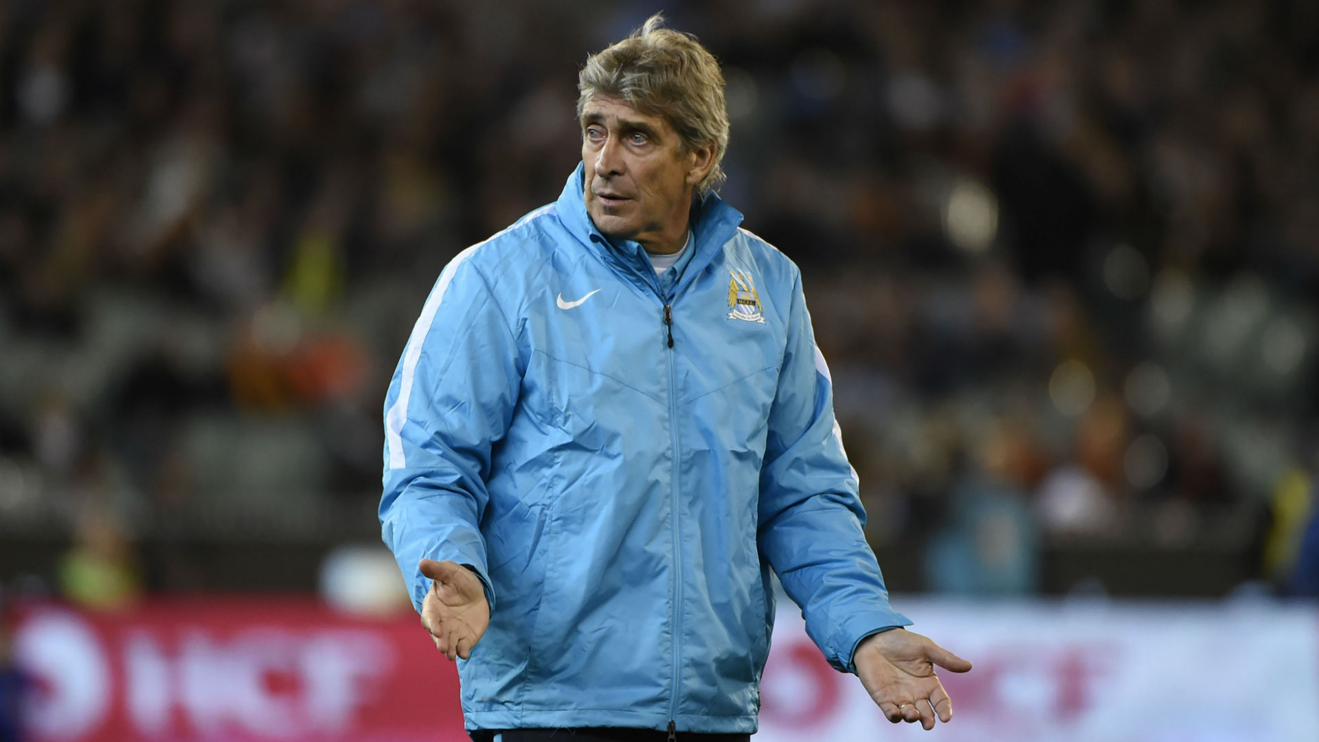 Pellegrini: I'll be sacked if Manchester City don't win the title